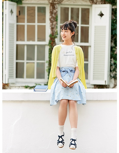 pom ponette junior 2019 SPRING COLLECTION
