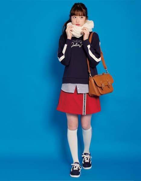 pom ponette junior 2019 WINTER COLLECTION