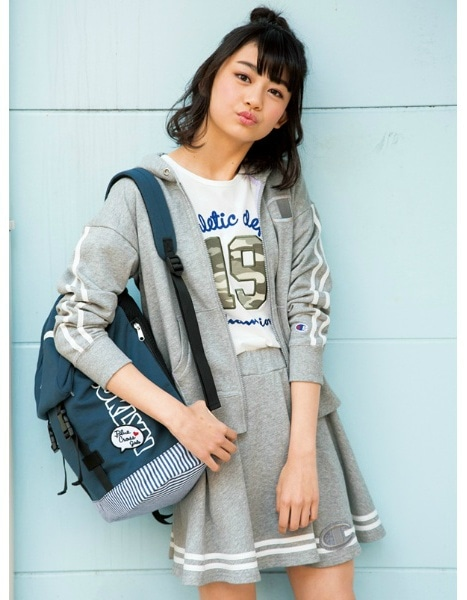 ニコプチ4月号 I Love Brand Look Book vol.17