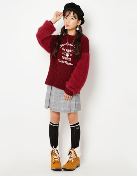 BLUECROSS Girls 2018 AUTUMN COLLECTION
