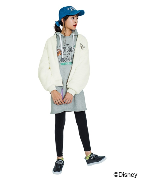 BLUECROSS girls 2019 WINTER COLLECTION