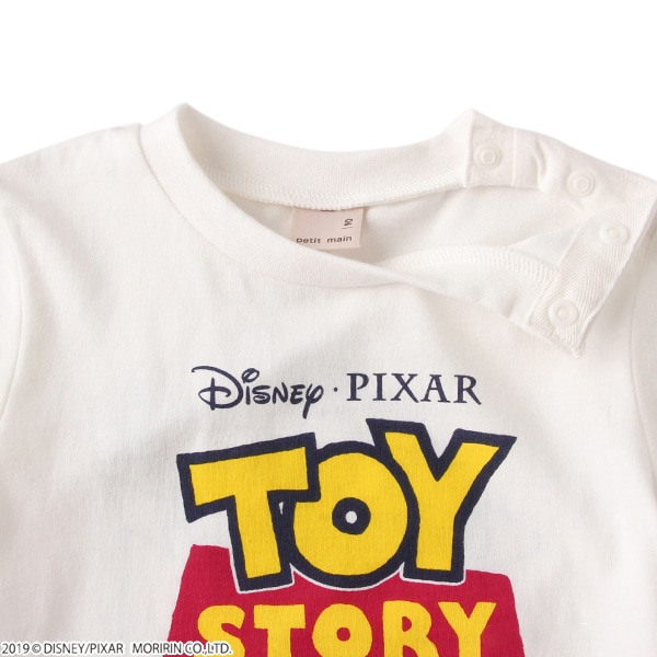 DISNEY/PIXAR TOY STORYデザイン Tシャツ