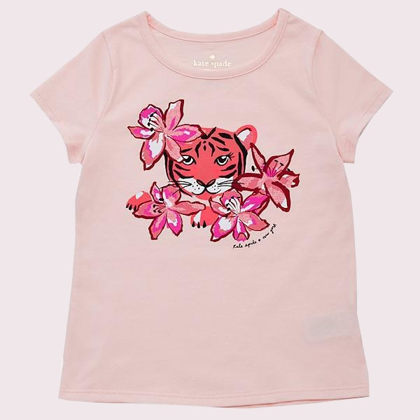 TODDLERS' TIGER LILY TEE