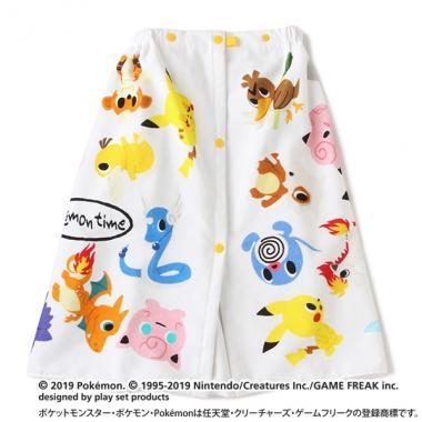0e305d3b19393 kladskap ポケモン リザードンプリントTシャツ ¥5