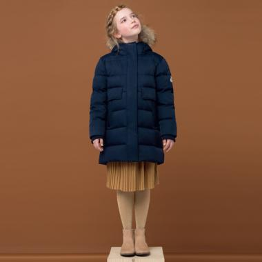 Grenoble parka girl