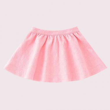 BABYS LACE JERSEY SKIRT