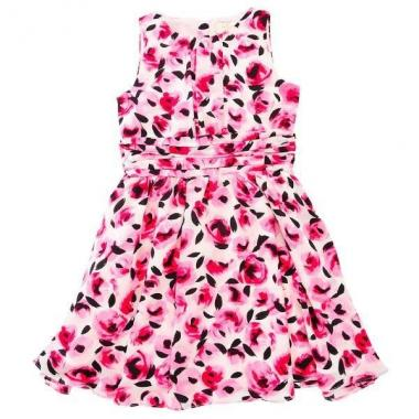 TODDLERS' ROSE DRESS