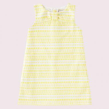 TODDLER LEMONYELLOW DRESS