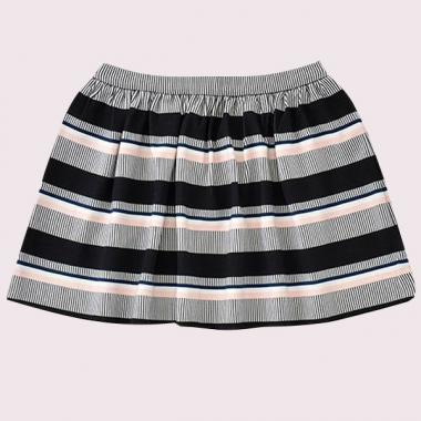TODDLERS BAY STRIPE COREEN SKIRT