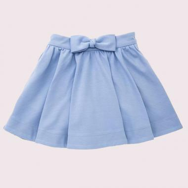 TODDLERS JERSEY SKIRT
