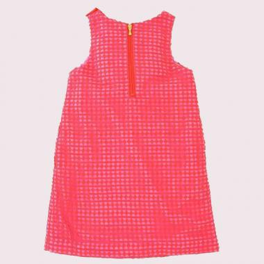 GIRLS' GUIPURE LACE DRESS