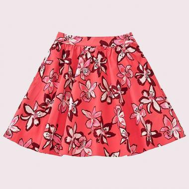 GIRLS' TIGER LILY SKIRT