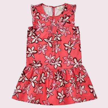 GIRLS' TIGER LILY DRESS