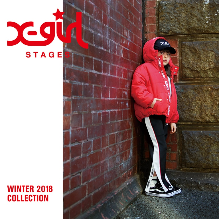 WINTER 2018 COLLECTION 冬カタログ