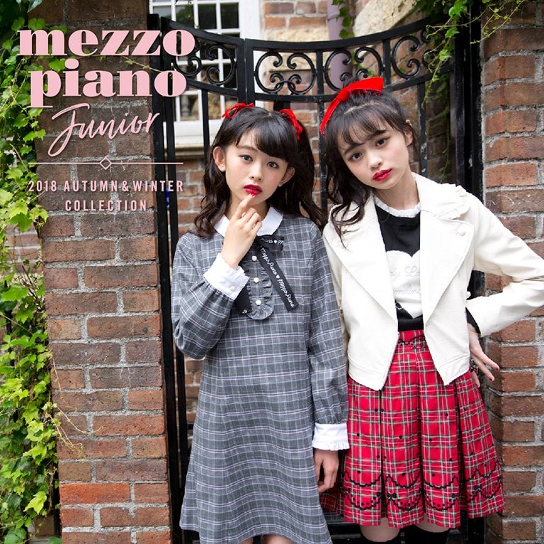 mezzo piano junior 2018 AUTUMN&WINTER WEB CATALOG