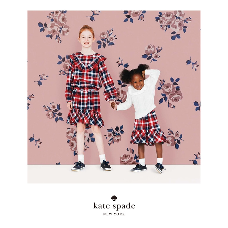 Kate Spade new york childlens wear 2018 Fall WEB CATALOG