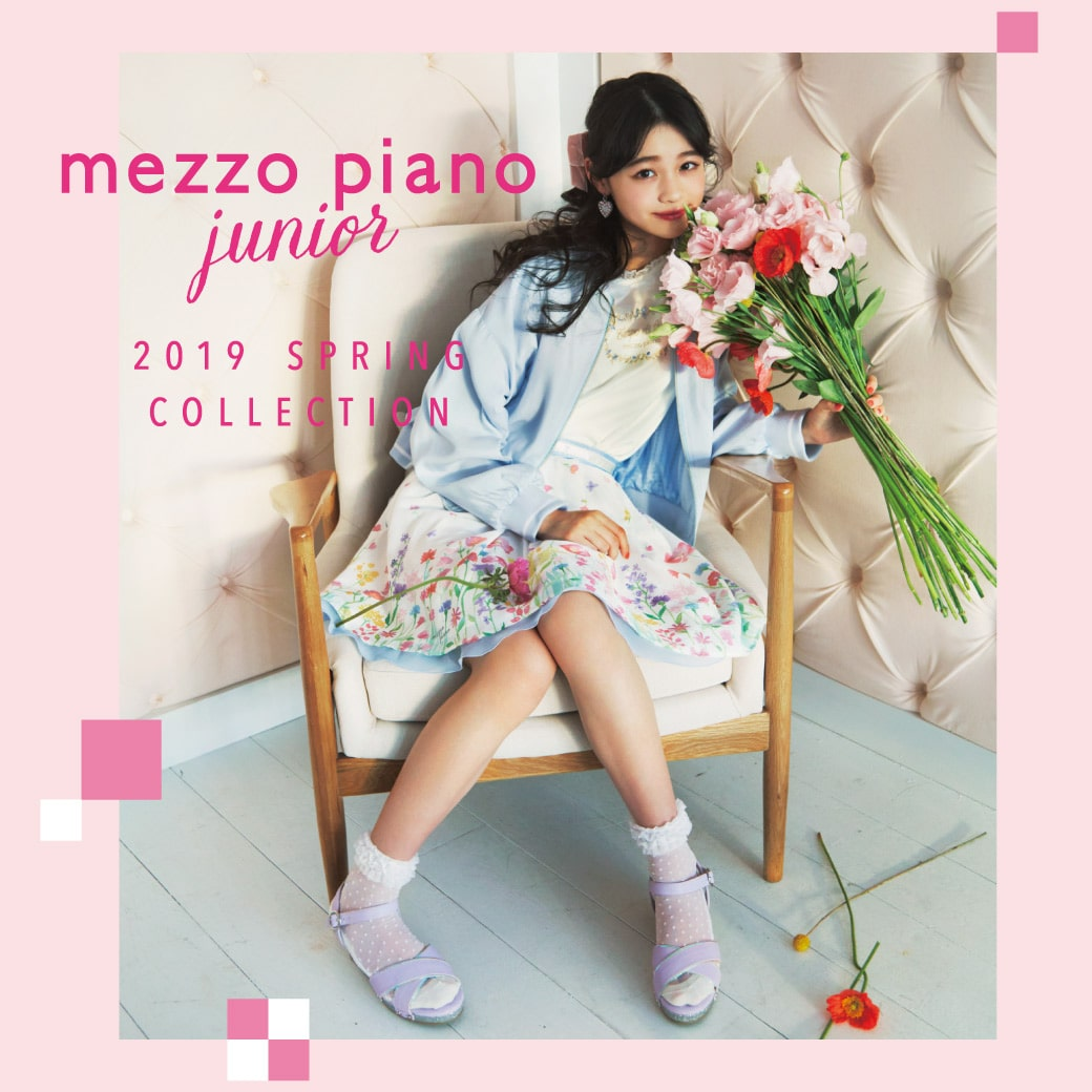 mezzo piano junior 2019 SPRING COLLECTION Web Catalog