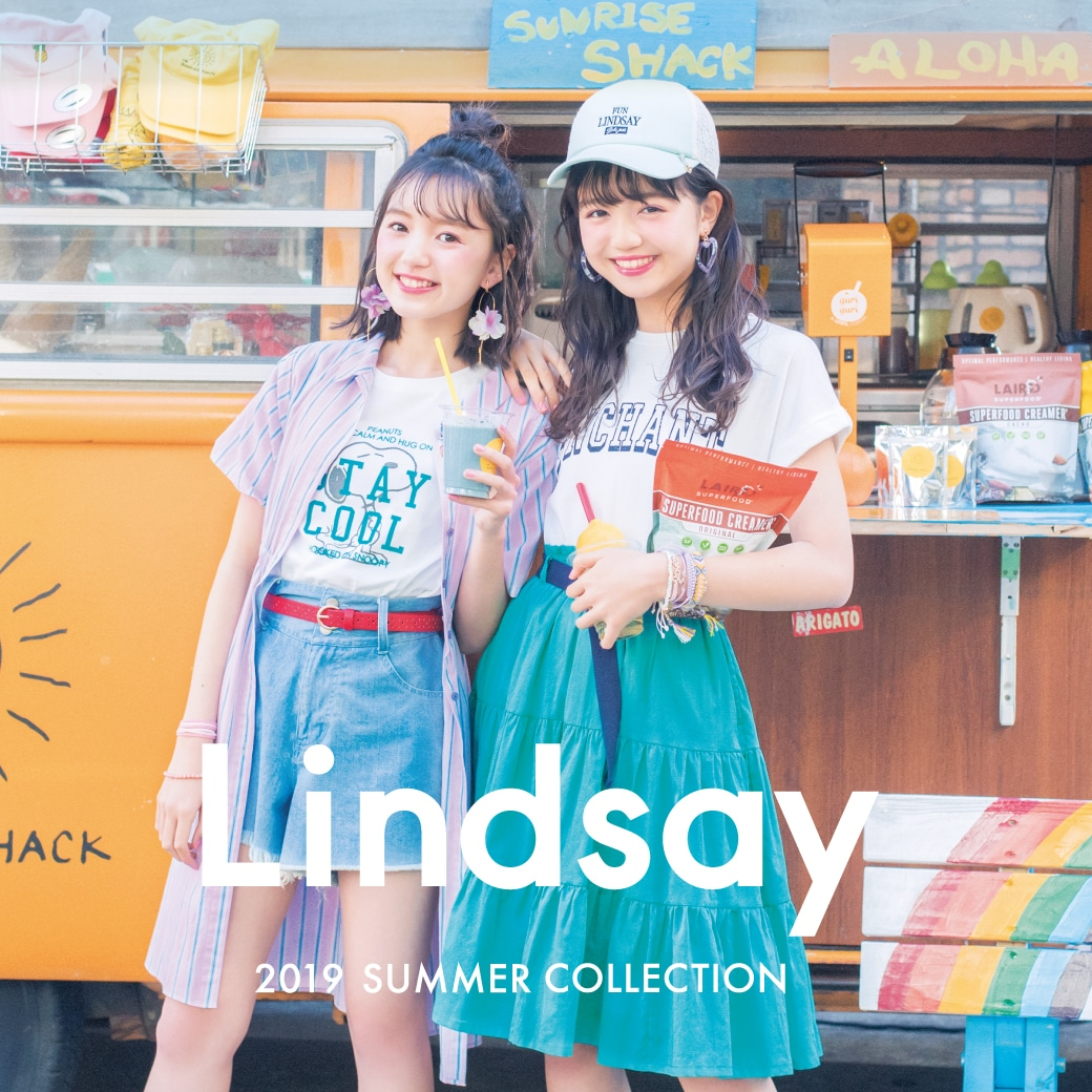 Lindsay 2019 SUMMER COLLECTION Web Catalog