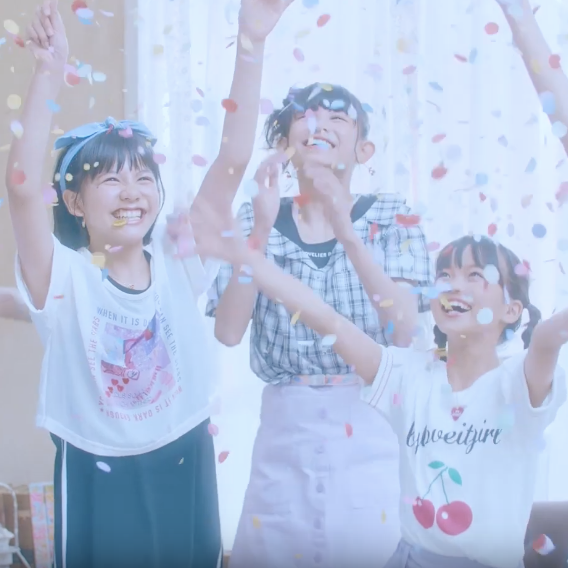 【mezzo piano junior  Lindsay byLOVEiT 着用】Ciao Smiles 「Singing in the Summer」MV
