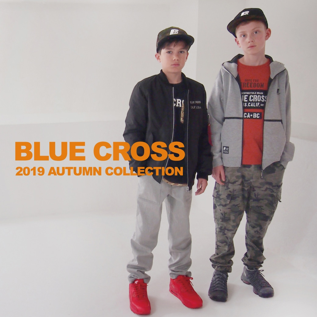 BLUE CROSS 2019 AUTUMN COLLECTION