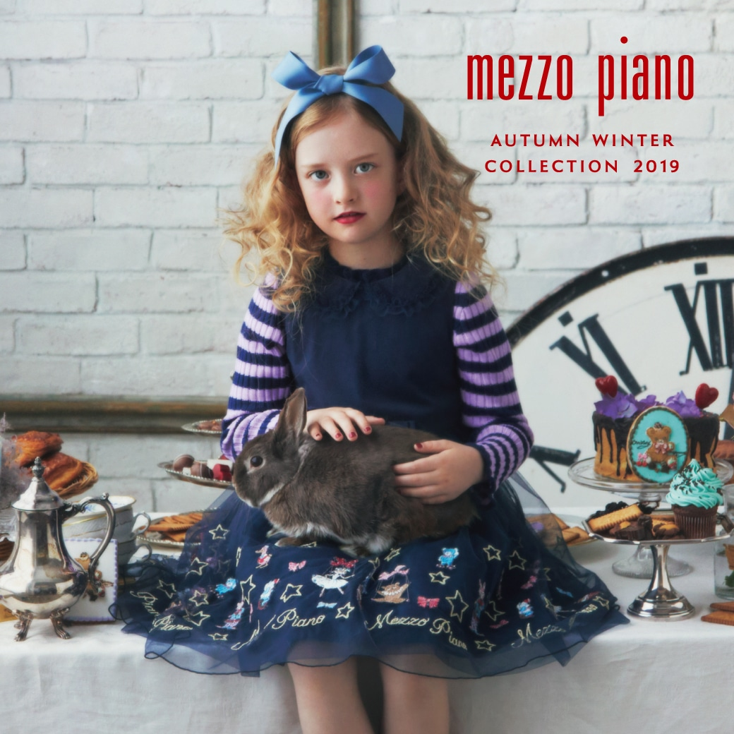 mezzo piano AUTUMN WINTER COLLECTION 2019