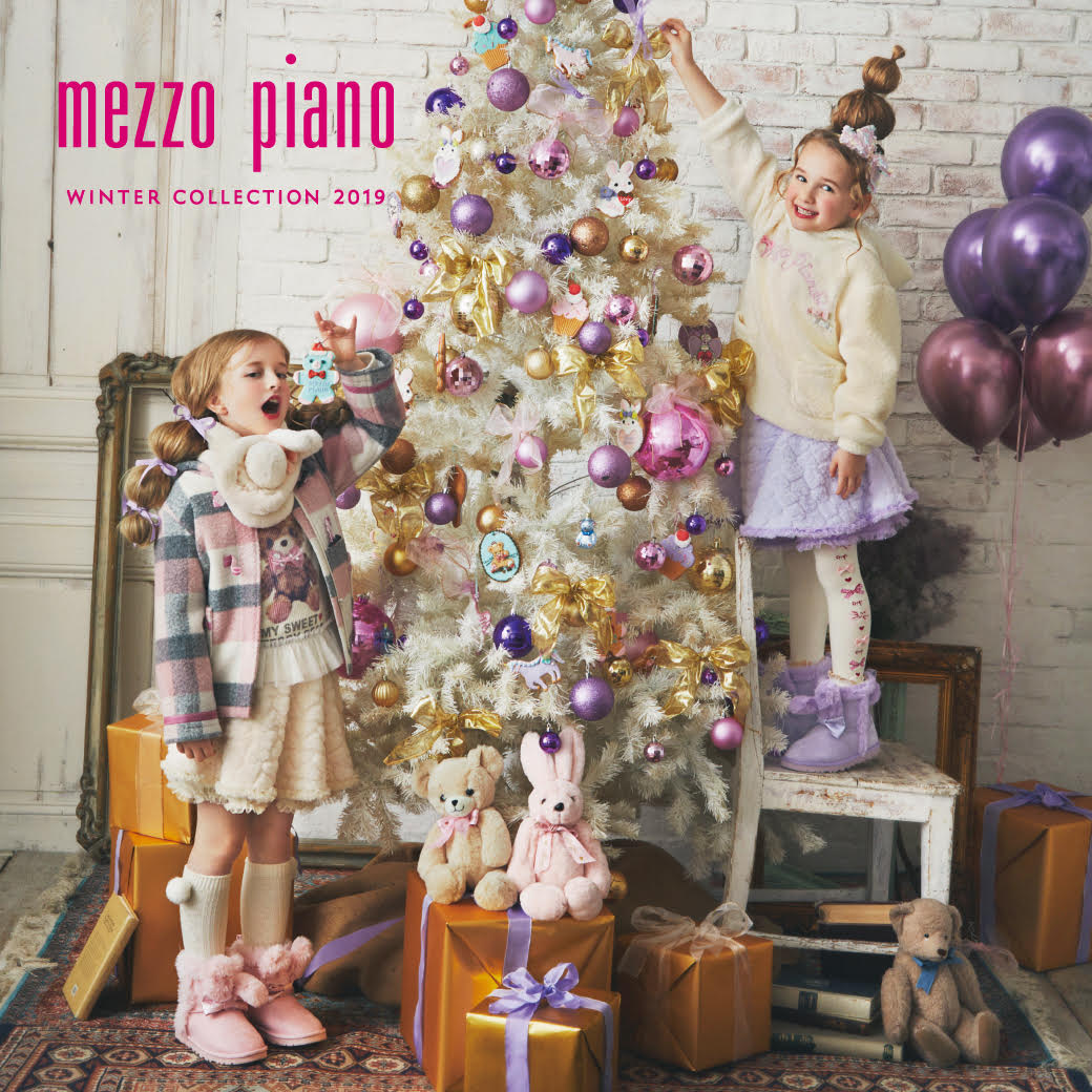 mezzo piano WINTER COLLECTION